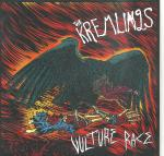 "Kremlings - Vulture Race 7"" (Anti Fade Records AUSTRALIA)"